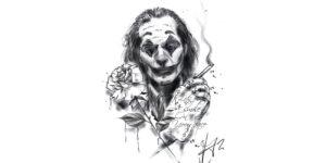 QueegQueg Tattoo Joker
