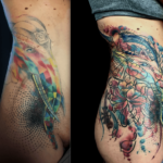 QueegQueg Tattoo Cover up