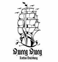 QueegQueg Tattoo - Logo
