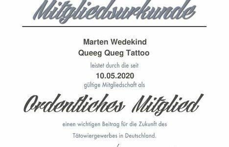 QueegQueg Tattoo BVI